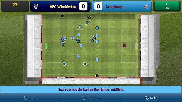 Top Eleven Football Manager Football Best Mobile Games