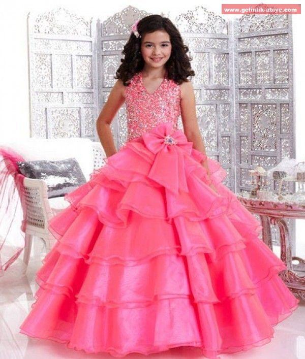 çocuk Gelinlik Modelleri Can Little Girl Pageant Dresses