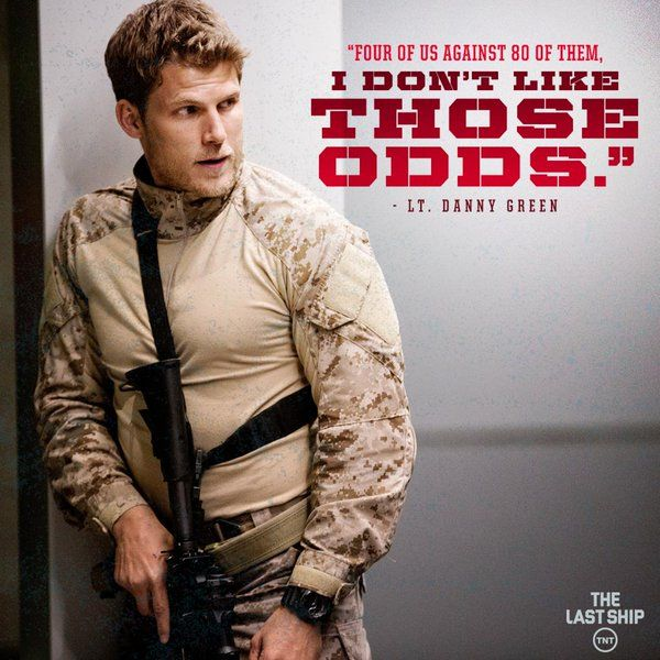 Twitter The Last Ship Ship Quotes Travis Van Winkle