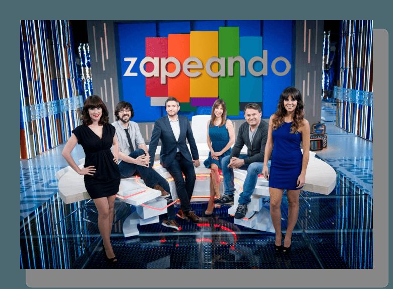 Zapeando Cadena De Televisión Quiniela Serie De Television