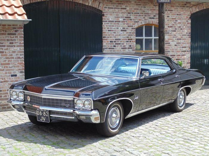 Chevrolet - Impala - 1970
