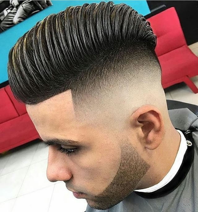 Wester barber rate this fade from 1 10 comment below for Peinado fade