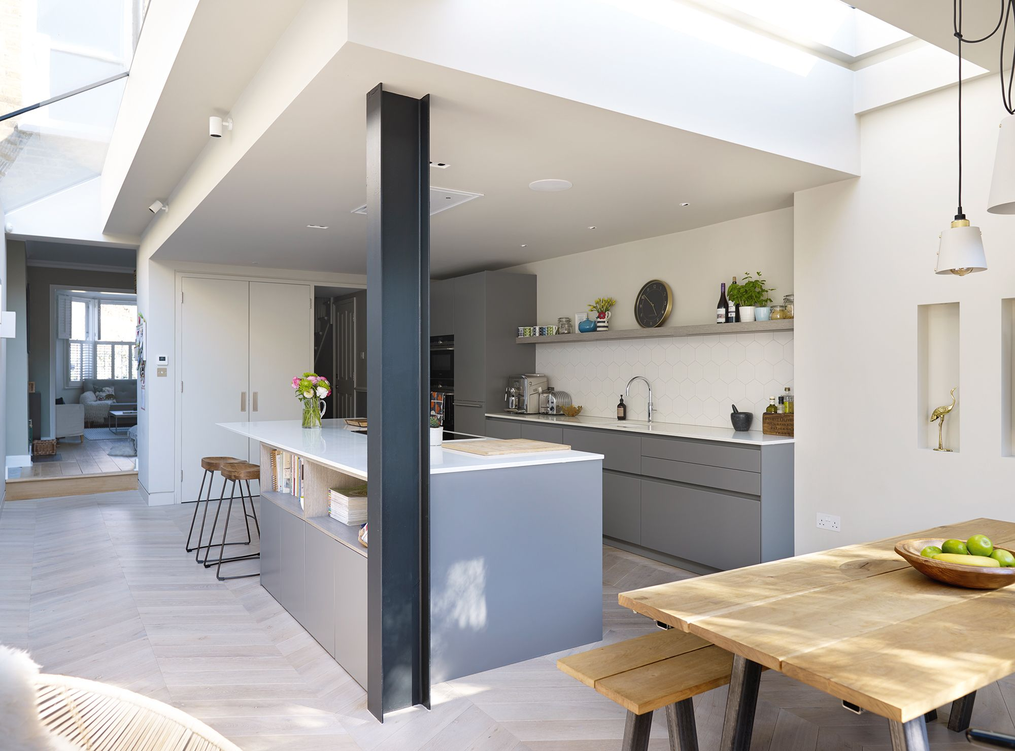 Contemporary Renovation & Extension to a Victorian Terrace