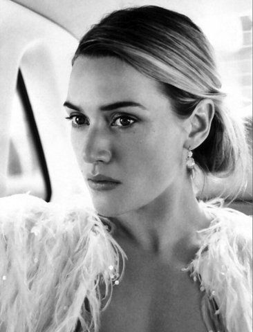 pretty / Kate Winslet