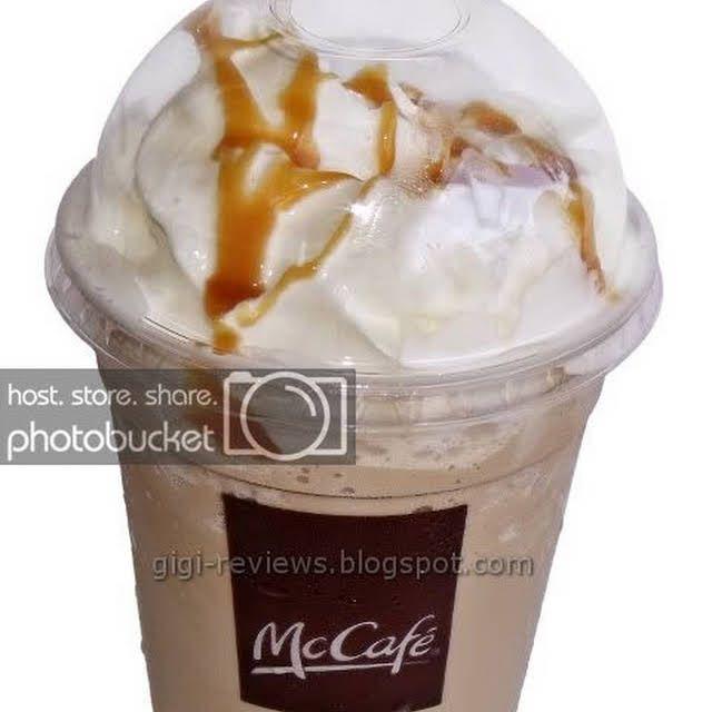 McDonald's Caramel Frappe | Recipe | Frappe recipe ...