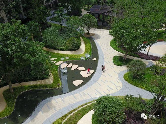Pin By Maha Salah El Din On Plaza Landscape Architecture Modern Water Feature Landscape Design