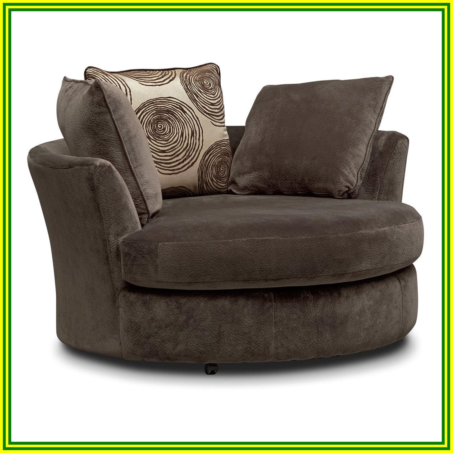 oversized swivel chair slipcover
