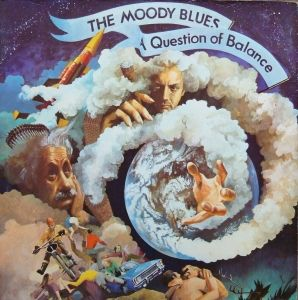 The Moody Blues ‎– Question Of Balance  THS 3  Vinyl
