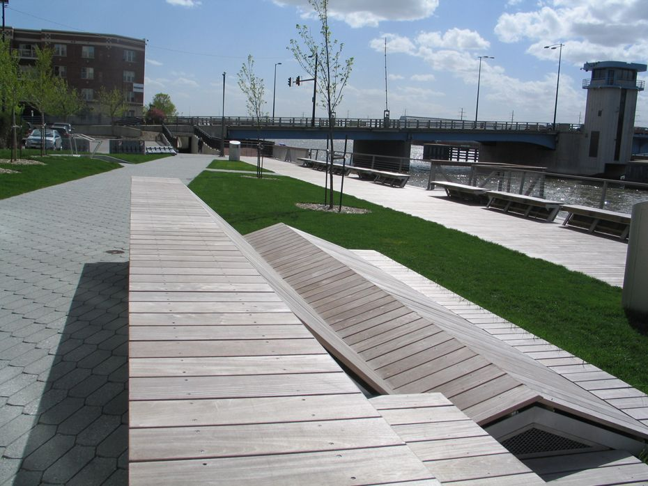The CityDeck   Landscape Urbanism