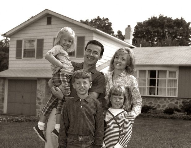 american family 1960