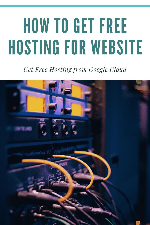 23+ Free hosting google cloud info