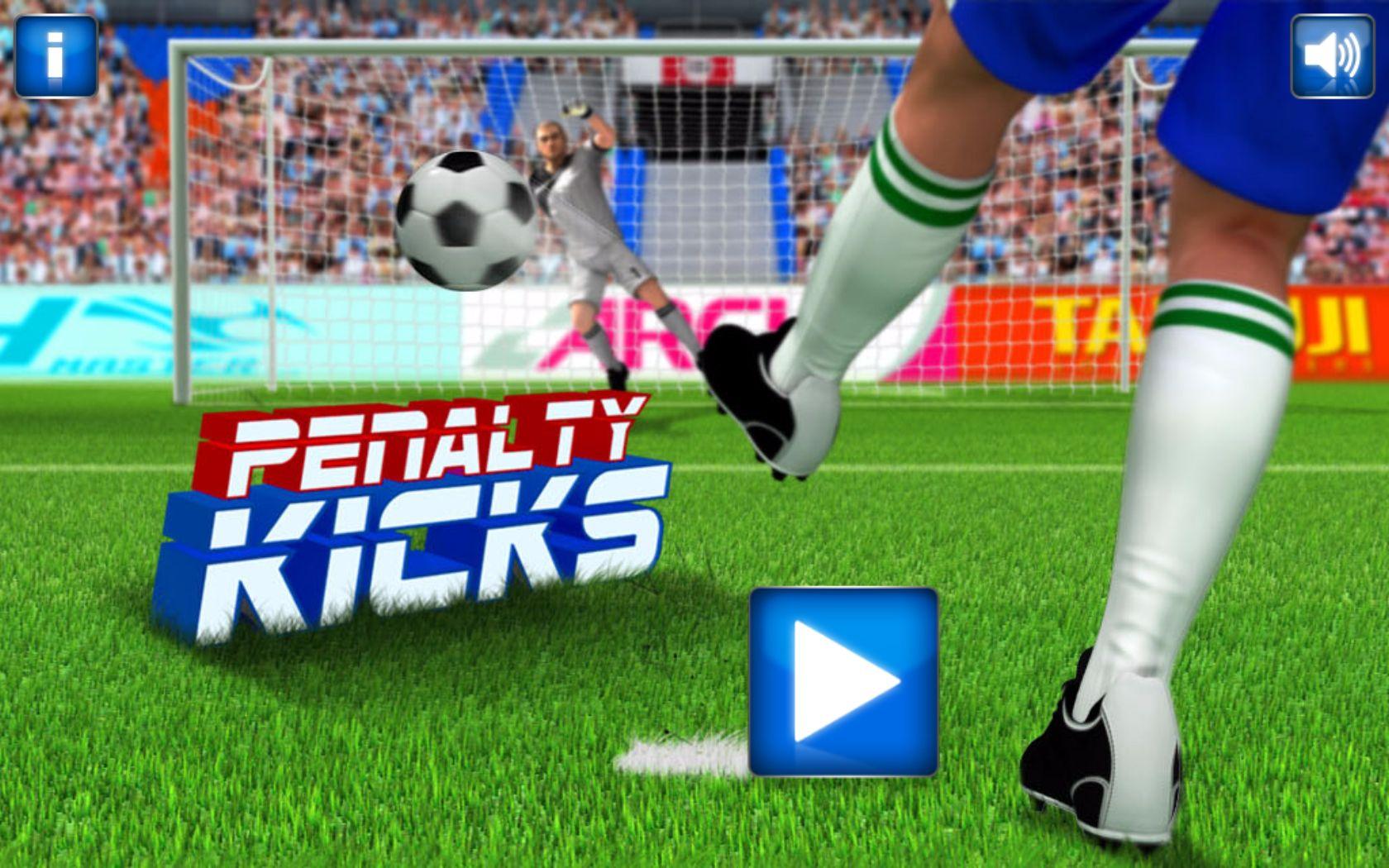 Penalty Kicks Html5 Sport Game Penalty Kick Sports Games Play Soccer