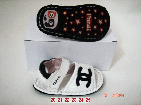 20b66a4b4a3 chanel baby shoes