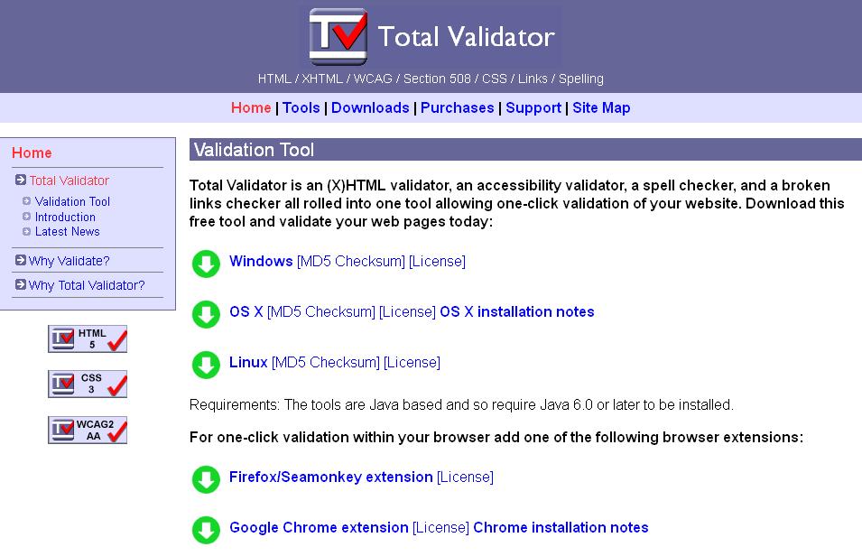 508 validator