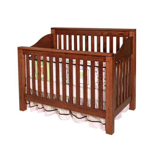 Jackson Collection Crib Cribs Convertible Crib Wood Crib