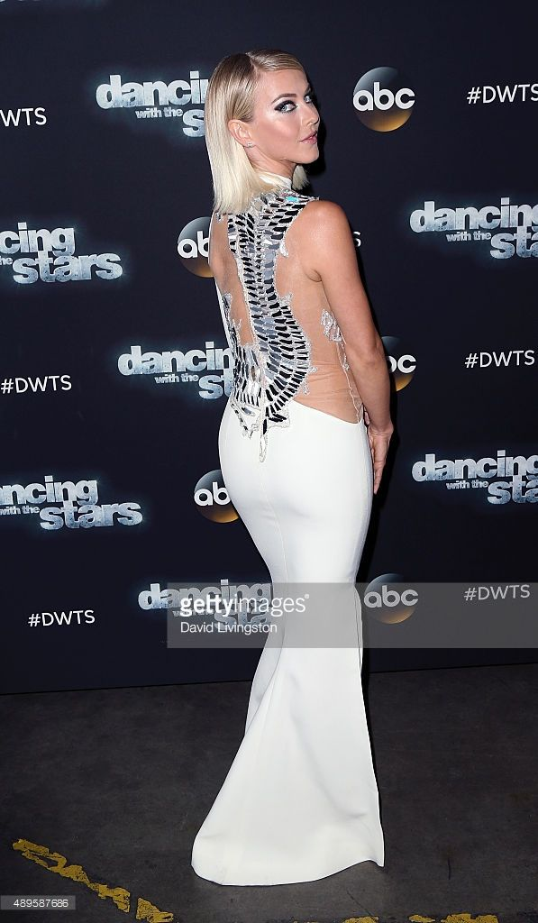 "DWTS judge Julianne Hough attends ""Dancing with the Stars ..."