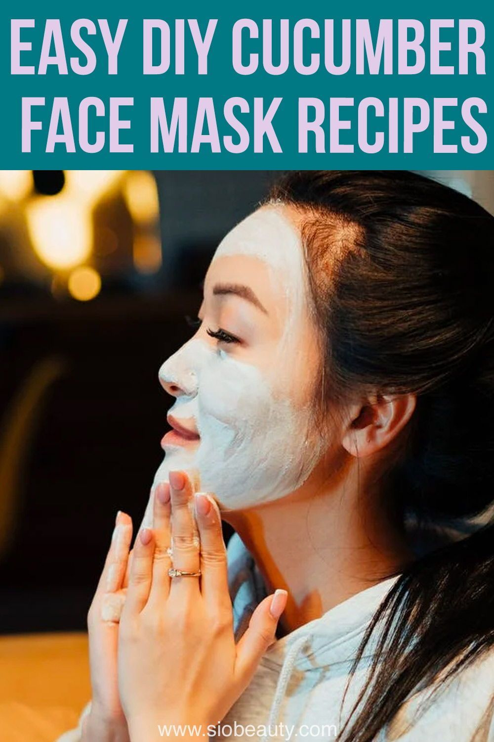Photo of How To Make Your Own Cucumber Face Mask: The 7 Best Recipes