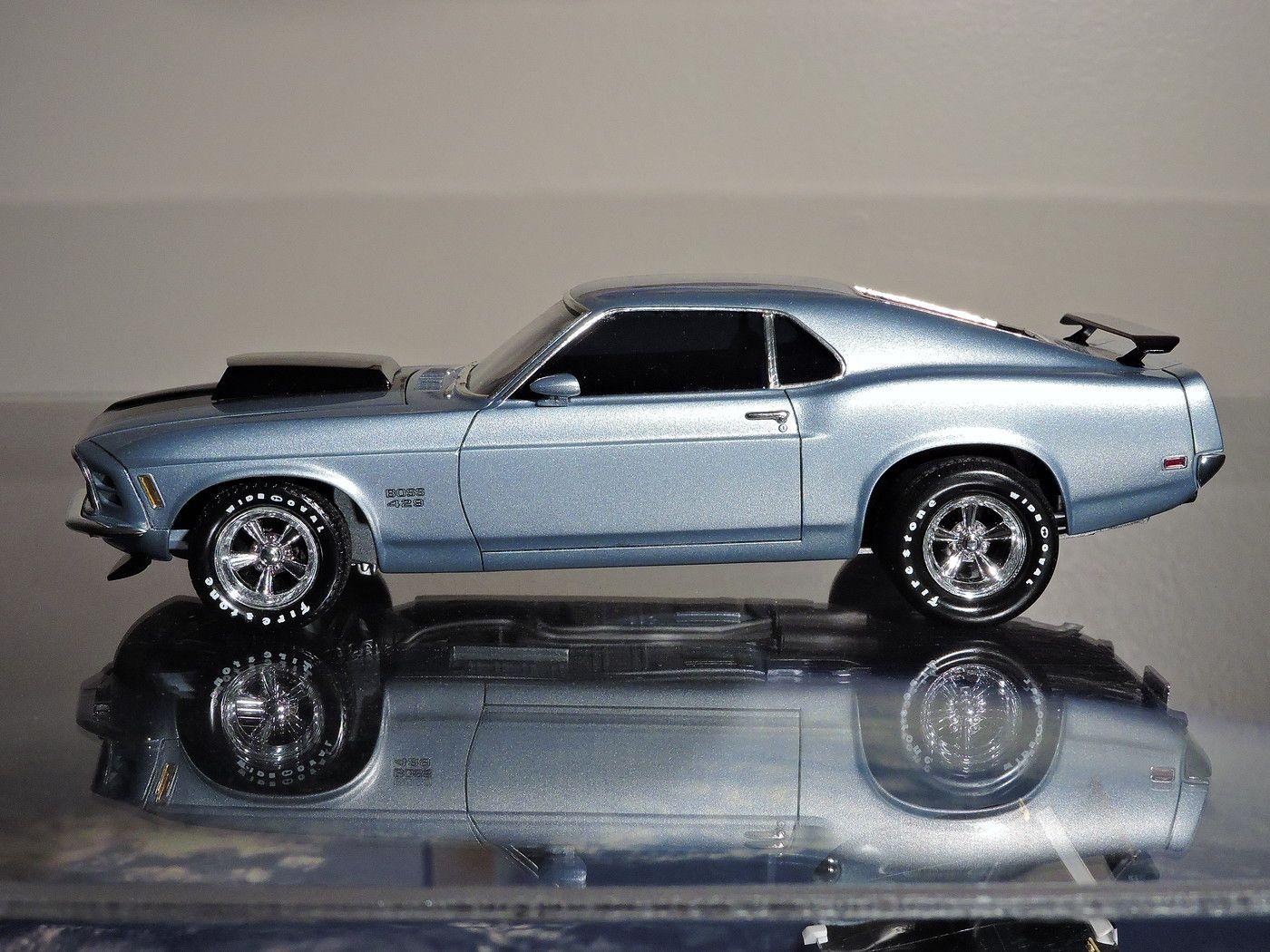 revell 1970 mustang boss 429 scale model cars trucks 1. Black Bedroom Furniture Sets. Home Design Ideas