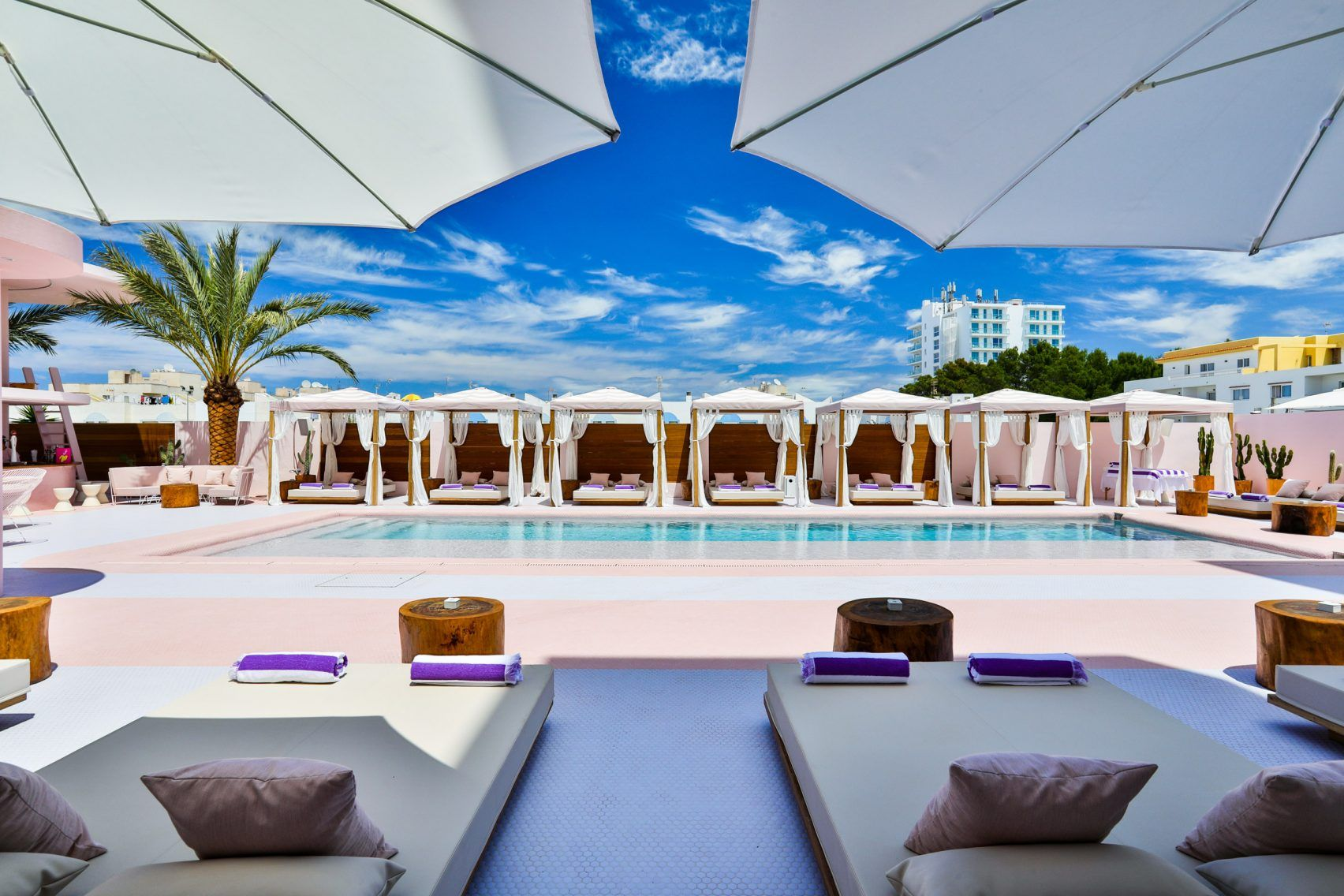 Paradiso by Ilmio Design Hotel concept, Hotel