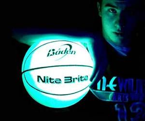 If you want to make it into the pros, you'll need to practice all day and all night. And now with the glow in the dark basketball, playing ball in the darkness is no longer an issue as this light up ball will keep the training sessions and pick up games lasting til midnight.  Buy It  $18.16