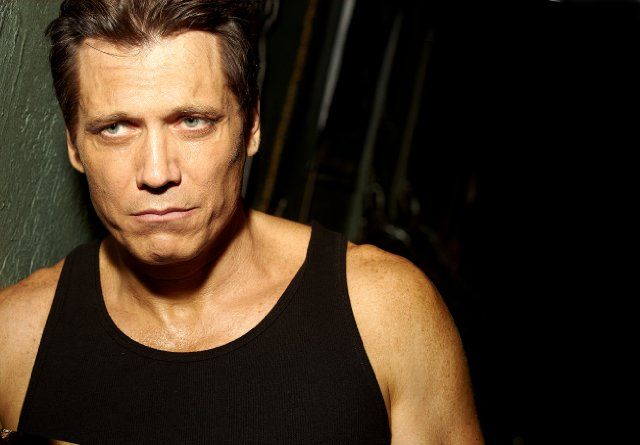 holt mccallany wife