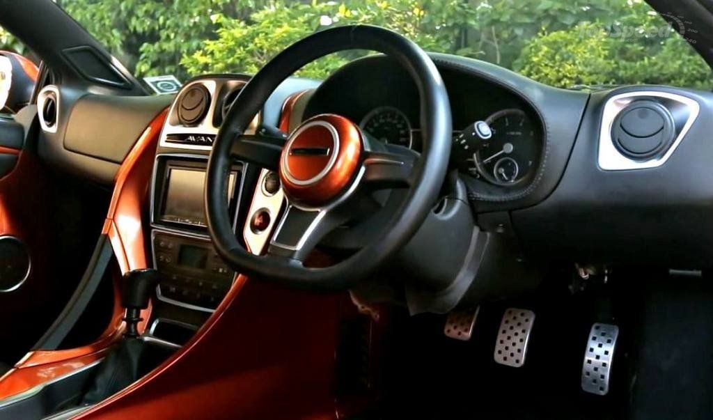 Interior of DC Avanti 2015. Which is going to launched by October 2015 In  India