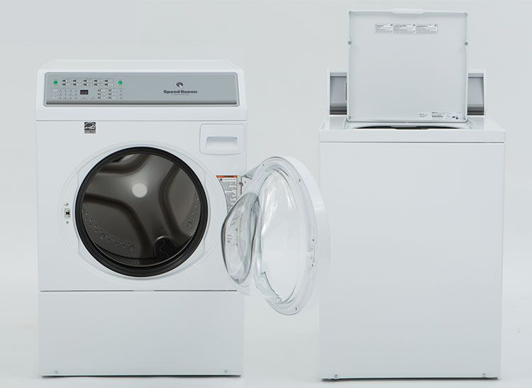 Speed Queen Updated Its Tr7 Washing Machine Is It Any Better At Cleaning With Images Speed Queen Washer