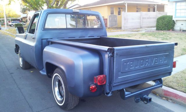 1976 Chevrolet C 10 Stepside For Sale Las Vegas Nevada United