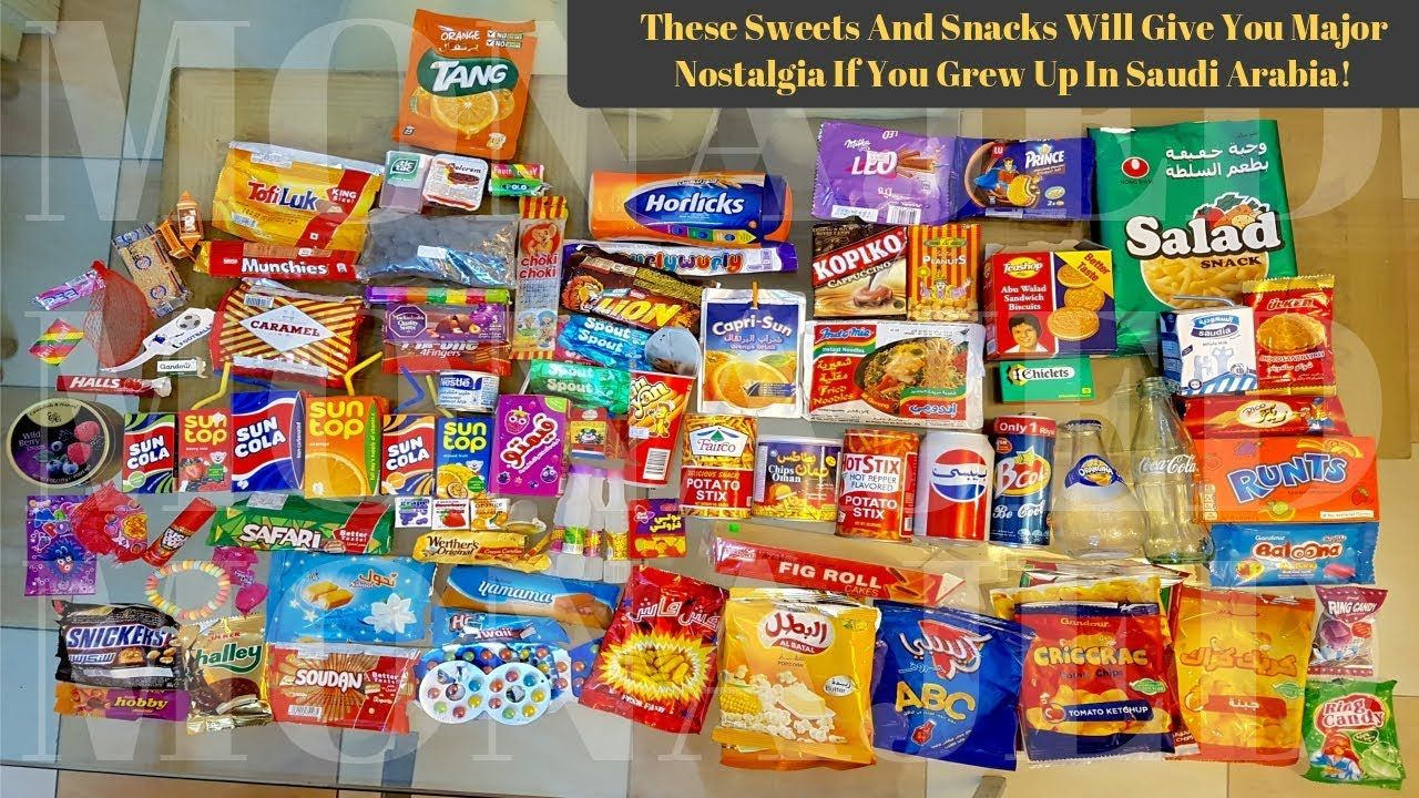 These Sweets And Snacks Will Give You Major Nostalgia If You Grew Up In Snacks Sweets Growing Up