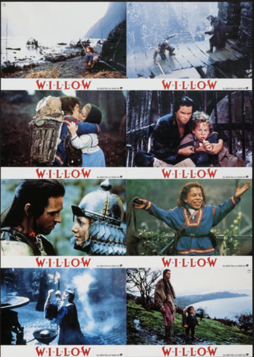 Willow Film Deutsch