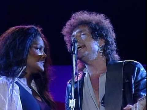 Bob Dylan I Ll Remember You Farm Aid 1985 John Mellencamp Bob Dylan Music Concert