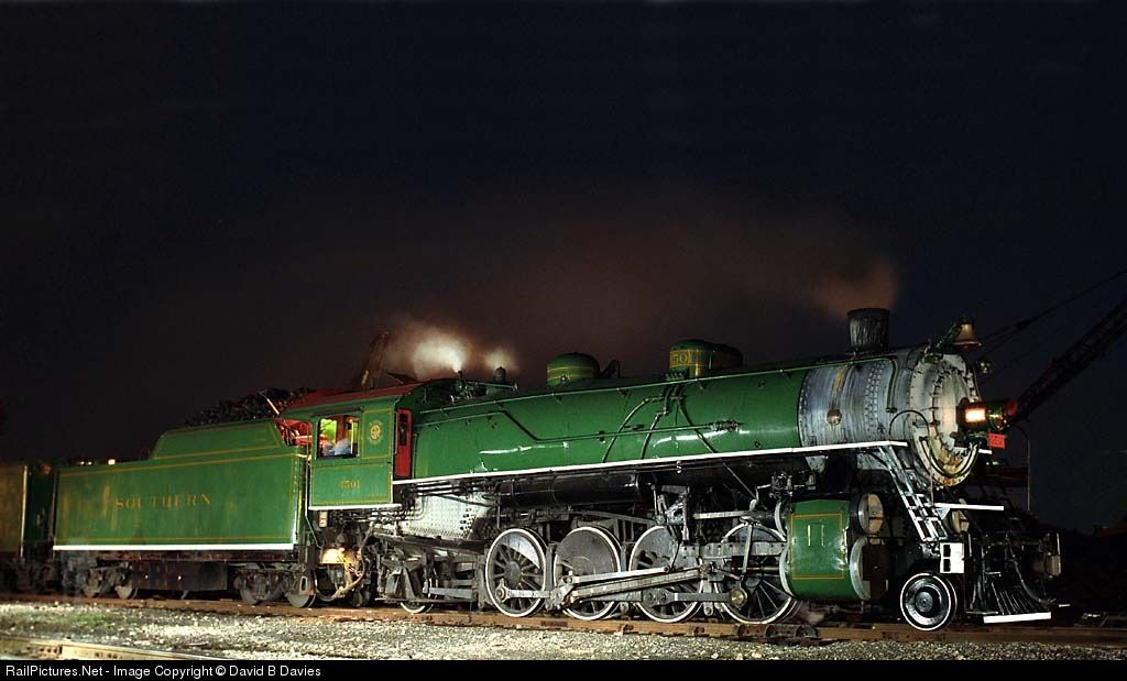 steam locomotives discovered in 1985 | Locomotive Details