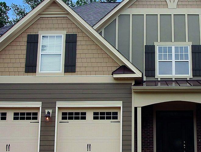The San Rafael Area Siding America S Dream Homeworks In 2020 House Siding Exterior House Colors Siding Options