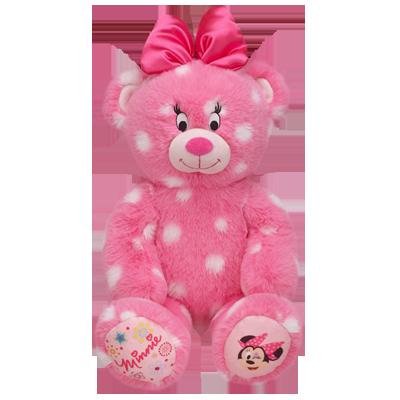 Disney Minnie Inspired Bear Build A Bear