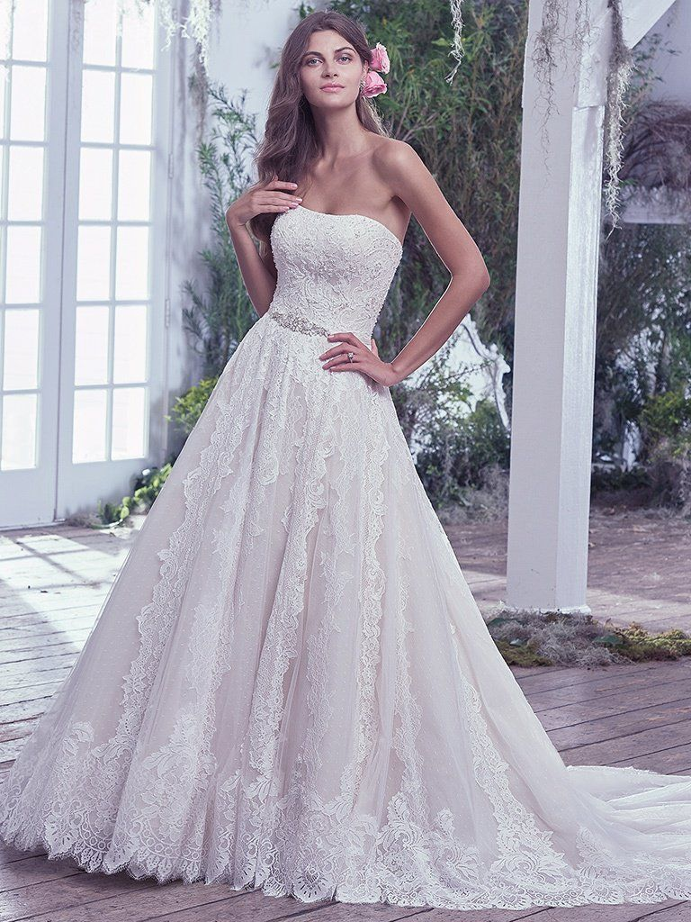 Maggie Sottero Wedding Dresses   Maggie sottero, Tulle balls and ...