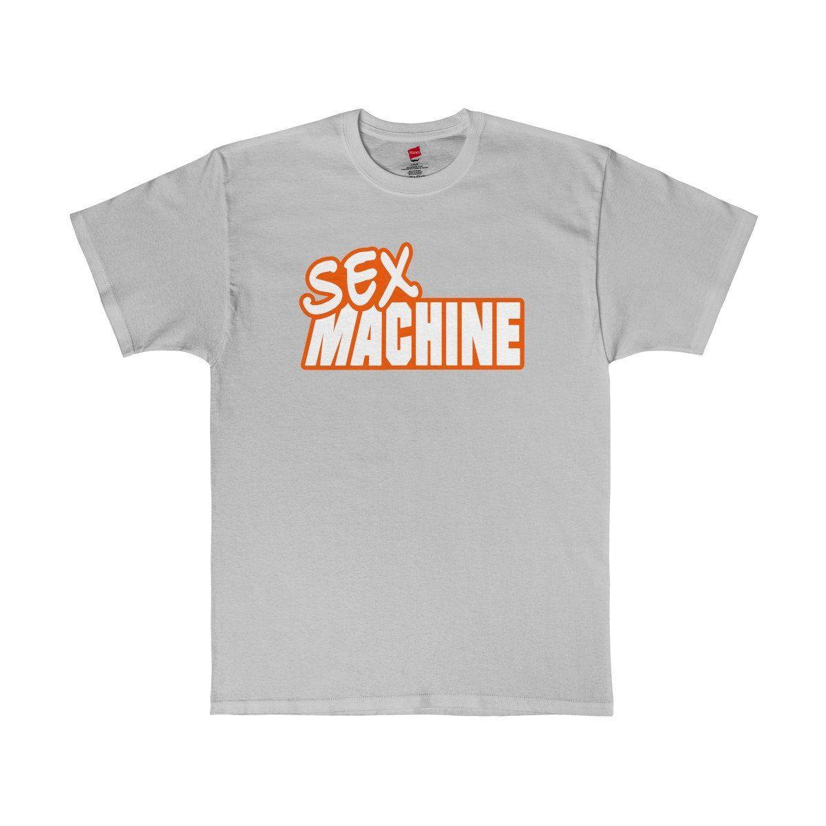 Sex machine t shirt, malaynude gallery