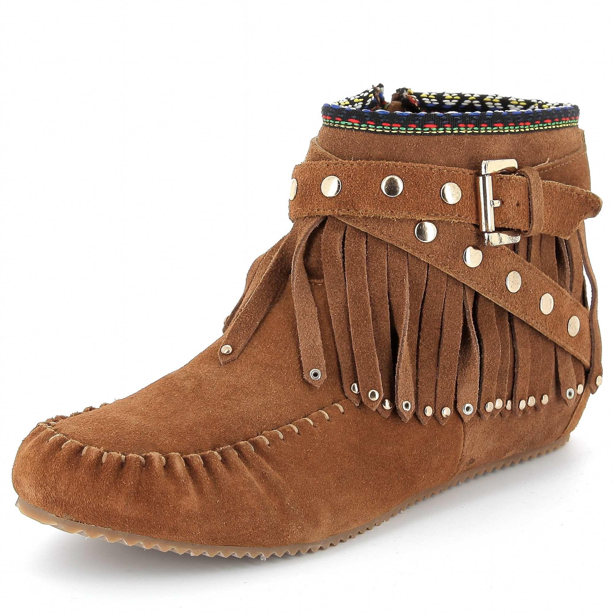 Indien Esprit 35 Kiabi Femme 00 Boots OfZPncnT