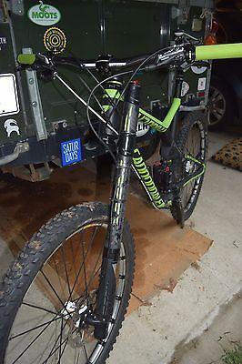 Cannondale Trigger Carbon 27 5 Xl Lefty Carbon Super Max Mavic