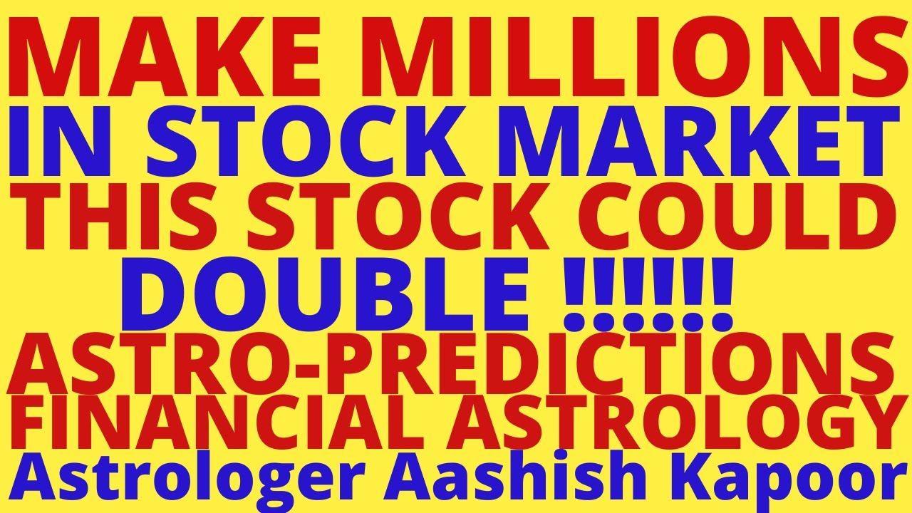 Vedic Astrology Stock Market