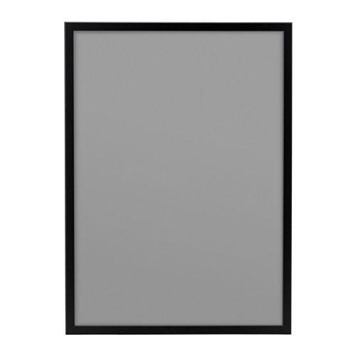 FISKBO Okvir crna 50x70 cm Ikea picture frame, Big