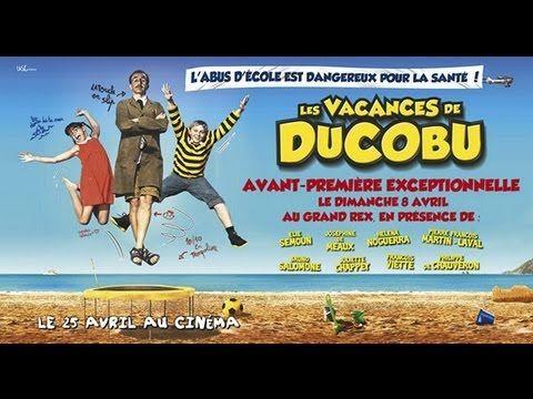 le film les vacances de ducobu gratuit