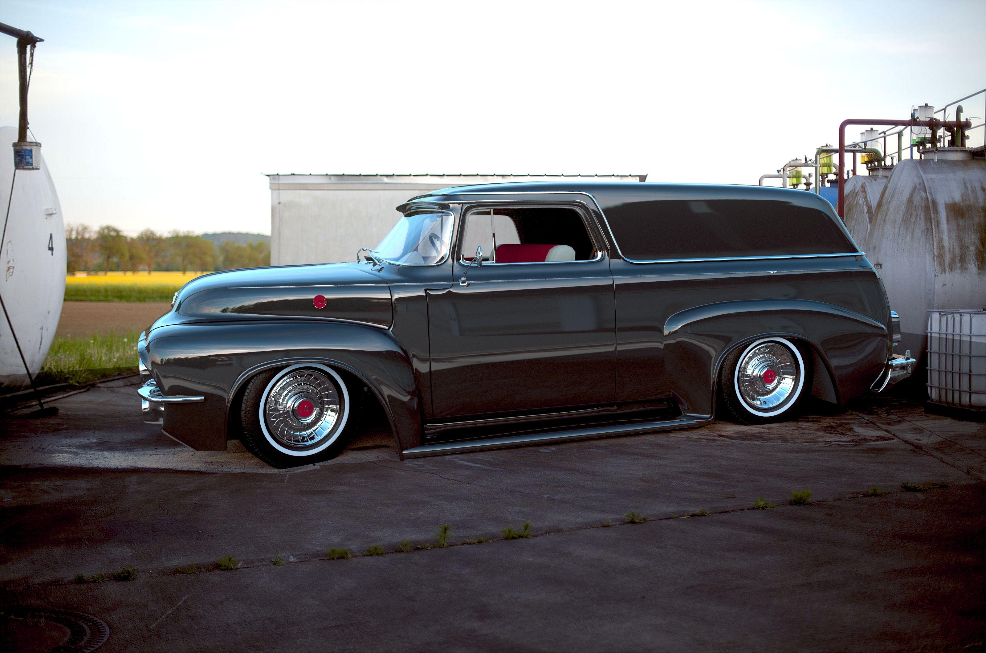 #ford f100 custom