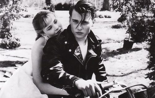 Johnny Depp - from Cry Baby | Gorgeous Men | Pinterest | Cry Baby ...