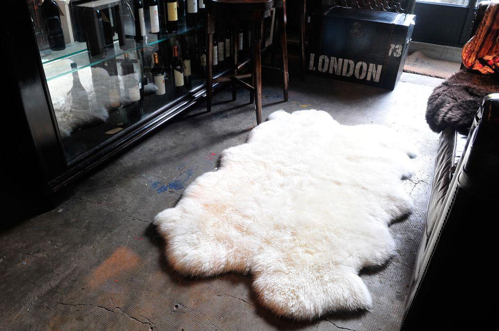 Alfombra tribeca de piel de oveja comprar en pituca pituca furs leather pinterest - Alfombra oveja ...