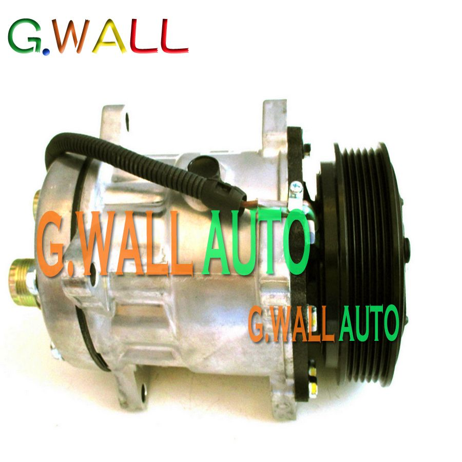 AC Compressor For Car Citron Jumper Bus For Car Fiat Ducato Bus