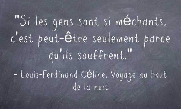 Quelle Est La Morale De Voyage Au Bout De La Nuit De Celine