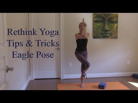 eagle pose variations  yoga challenge 16 of 20