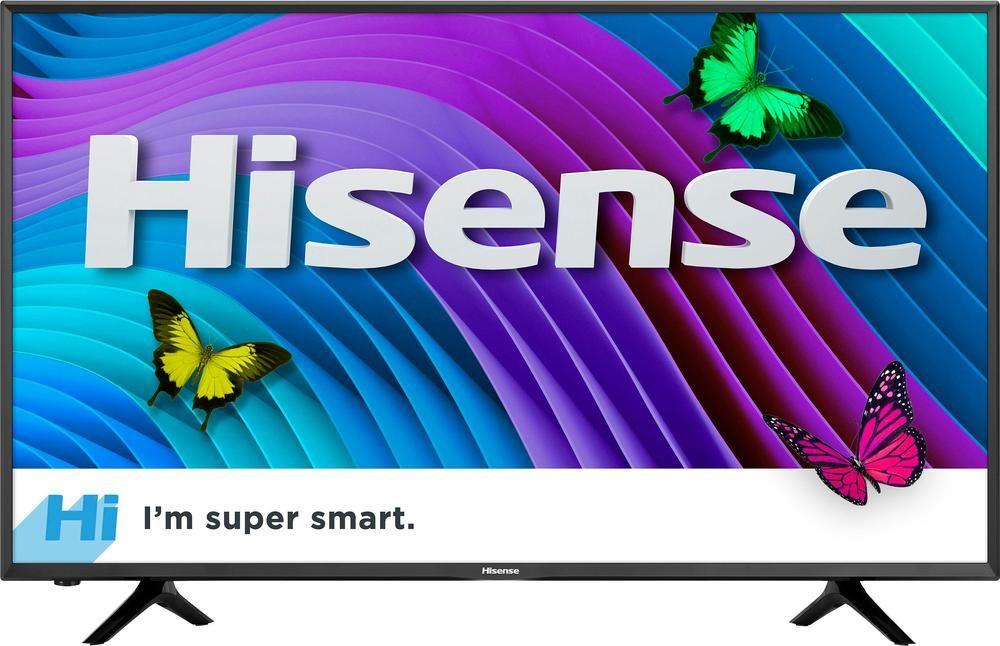 Hisense 55 class 546 diag led 2160p smart
