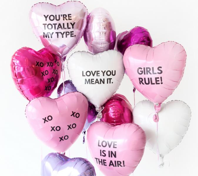 Love balloons   Valentines day ❤   Pinterest   Girls rules ...