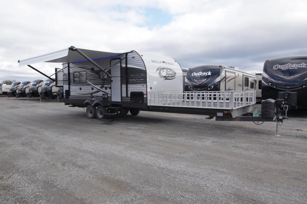 Top 5 Toy Haulers Travel Trailers Rvs For Sale Rv For Sale